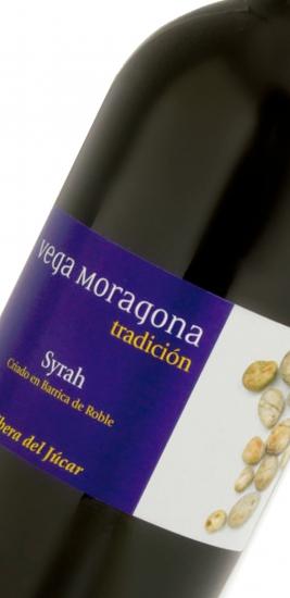 Vega Moragona Syrah Tradición